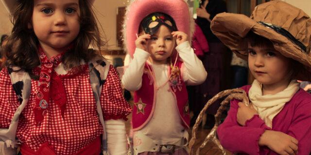 """The Wild West"" FANCY DRESS PARTY"